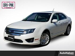 2010 Ford Fusion Hybrid Hybrid Sedan