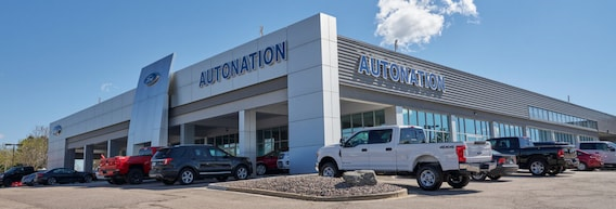 Auto Nation Ford >> Ford Dealership Near Me Littleton Co Autonation Ford