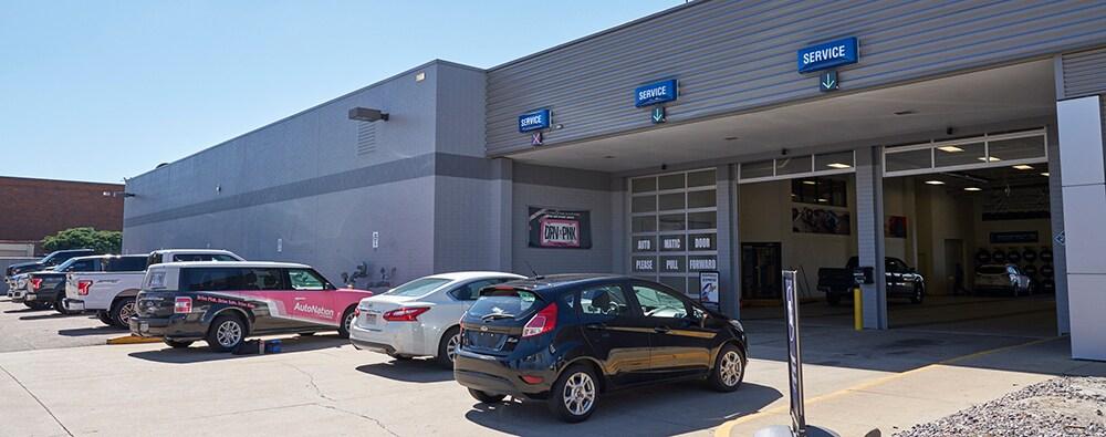 Ford Service Center Near Me Littleton, CO | AutoNation ...