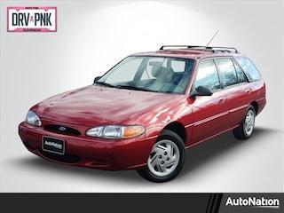 1997 Ford Escort LX Wagon