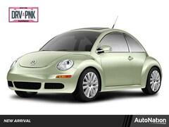 2008 Volkswagen New Beetle S Hatchback