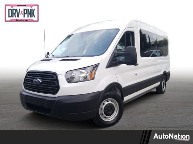 2019 Ford Transit-350 XL Wagon Medium Roof Passenger