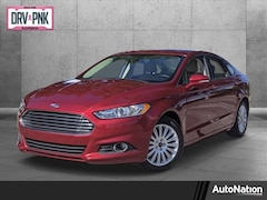 2015 Ford Fusion Hybrid SE Hybrid Sedan