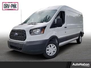 2019 Ford Transit-250 Base w/Sliding Pass-Side Cargo Door Van Medium Roof Cargo Van