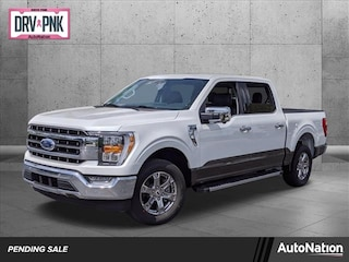 2021 Ford F-150 Lariat Truck SuperCrew Cab
