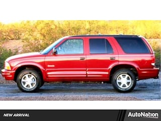 1998 Oldsmobile Bravada SUV
