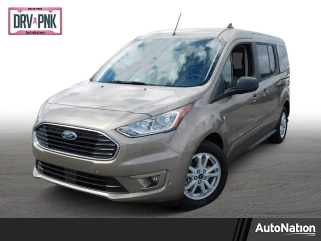 2019 Ford Transit Connect XLT Full-size Passenger Van