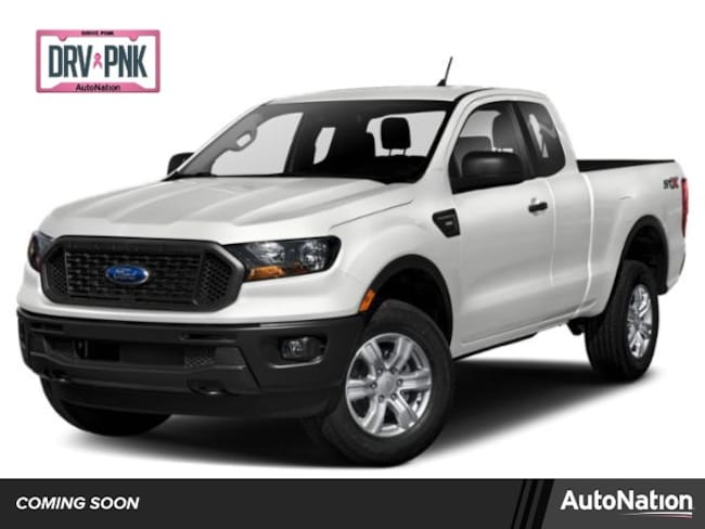2021 Ford Ranger XL Truck SuperCab