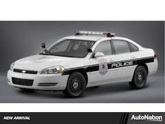 2008 Chevrolet Impala Police Sedan