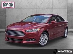 2016 Ford Fusion Hybrid SE Hybrid Sedan