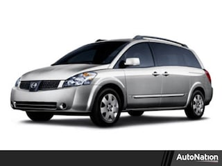 2006 Nissan Quest Base Van