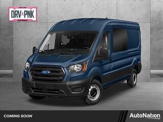2021 Ford Transit-350 Crew Van Low Roof Van