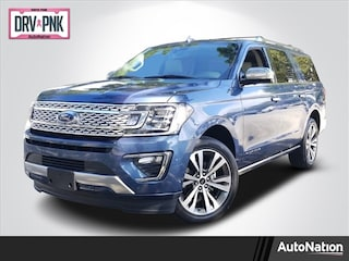 2020 Ford Expedition Max Platinum SUV