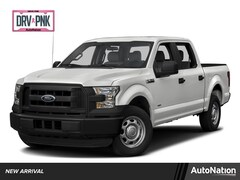 2016 Ford F-150 XL Truck SuperCrew Cab
