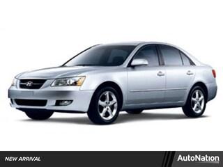2006 Hyundai Sonata LX Sedan