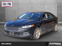 2013 Ford Fusion Hybrid SE Hybrid Sedan