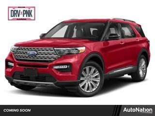 New 2021 Ford Explorer XLT SUV for sale in Marietta GA