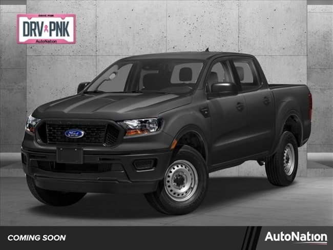 2021 Ford Ranger XL Truck SuperCrew