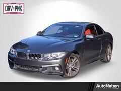 2015 BMW 435i 435i xDrive Convertible