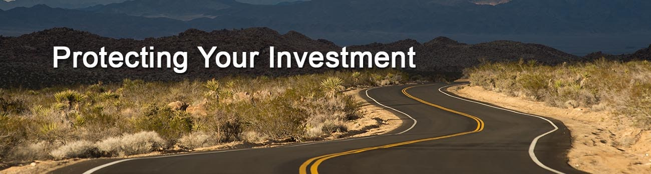 AutoNation protection plans open road banner image