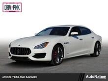 2018 Maserati Quattroporte S GranSport Sedan