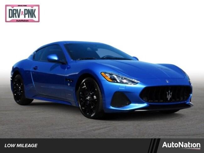 2018 Maserati GranTurismo MC Coupe