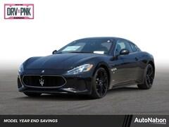 2018 Maserati GranTurismo Sport Coupe