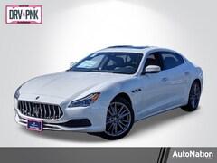 2020 Maserati Quattroporte S Q4 Granlusso Sedan