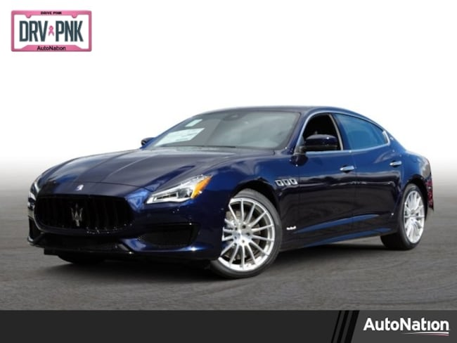 2019 Maserati Quattroporte GTS GranSport Sedan