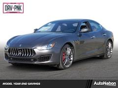 2018 Maserati Ghibli S Sedan