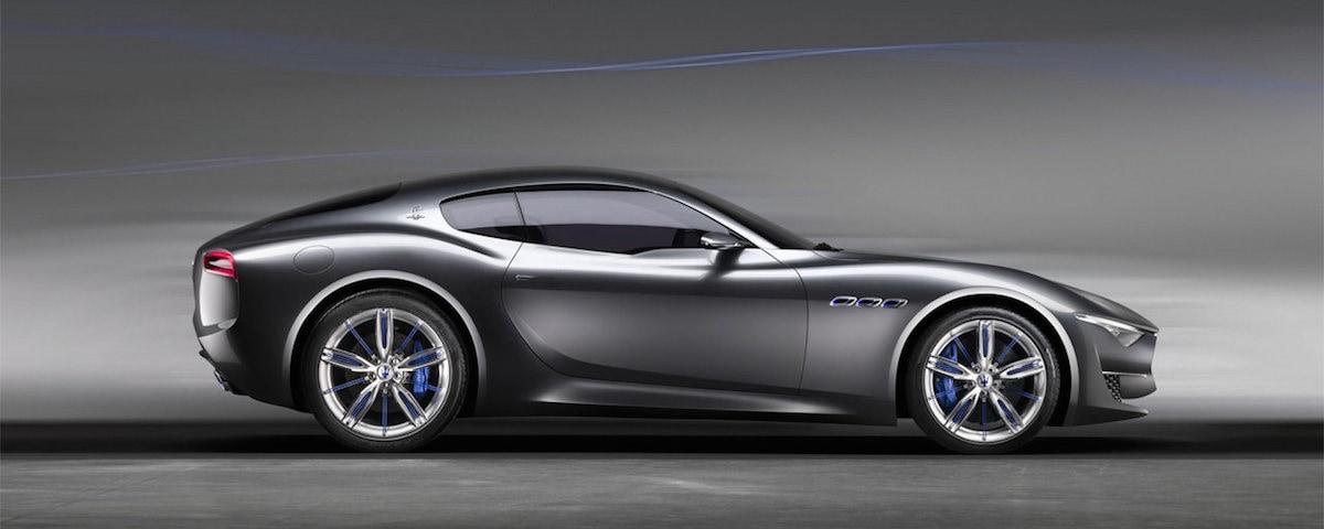 Maserati Alfieri concept image