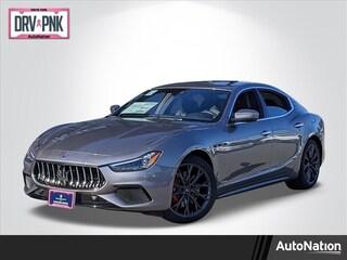 2020 Maserati Ghibli S Q4 Gransport Sedan