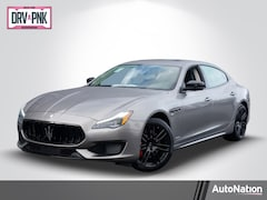 2020 Maserati Quattroporte S Gransport Sedan