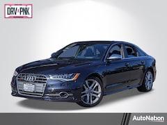 2013 Audi S6 4.0T Prestige (S tronic) Sedan