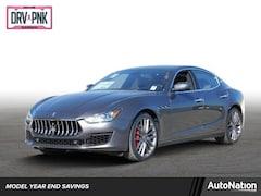 2018 Maserati Quattroporte S Sedan