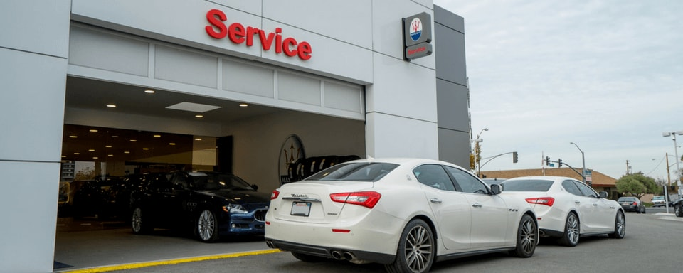 AutoNation Maserati Stevens Creek Service Center. Maserati Service Near Me  In San Jose, CA