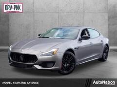 2020 Maserati Quattroporte S Gransport Sedan