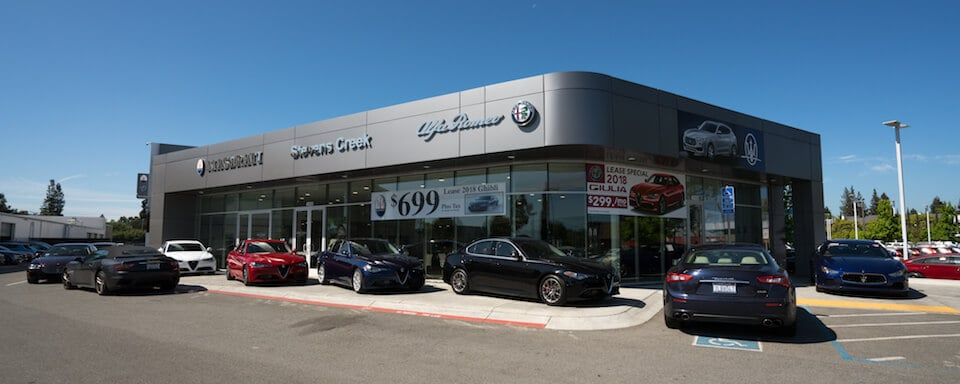 [Dealership Name} exterior