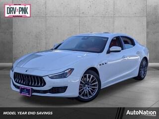 2020 Maserati Ghibli Granlusso Sedan