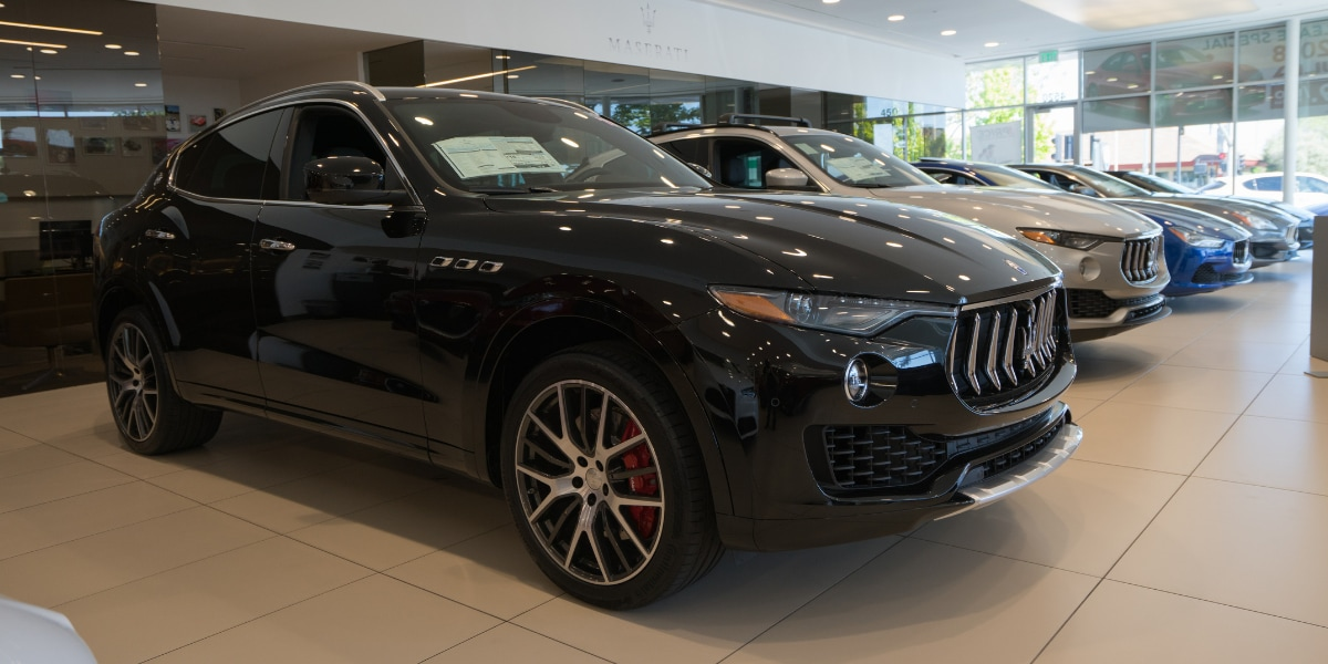 AutoNation Maserati of Stevens Creek