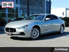 2014 Maserati Ghibli Base Sedan