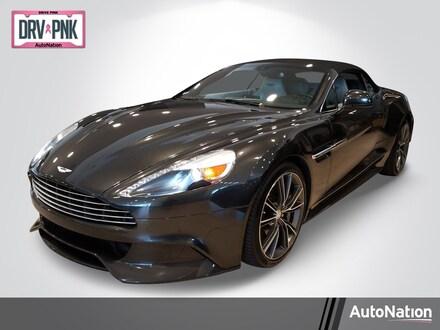 2014 Aston Martin Vanquish Volante Convertible