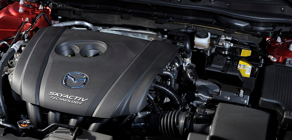 Used 2015 Mazda6 Engine Near Folsom