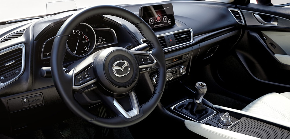 Browse Your 2017 Mazda3 Options In Fort Worth