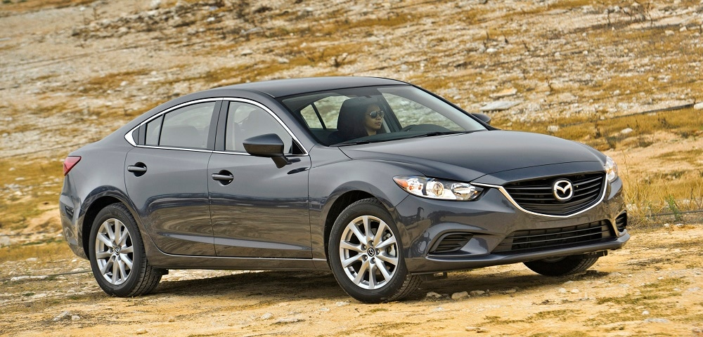 Used 2015 Mazda6 in Spokane