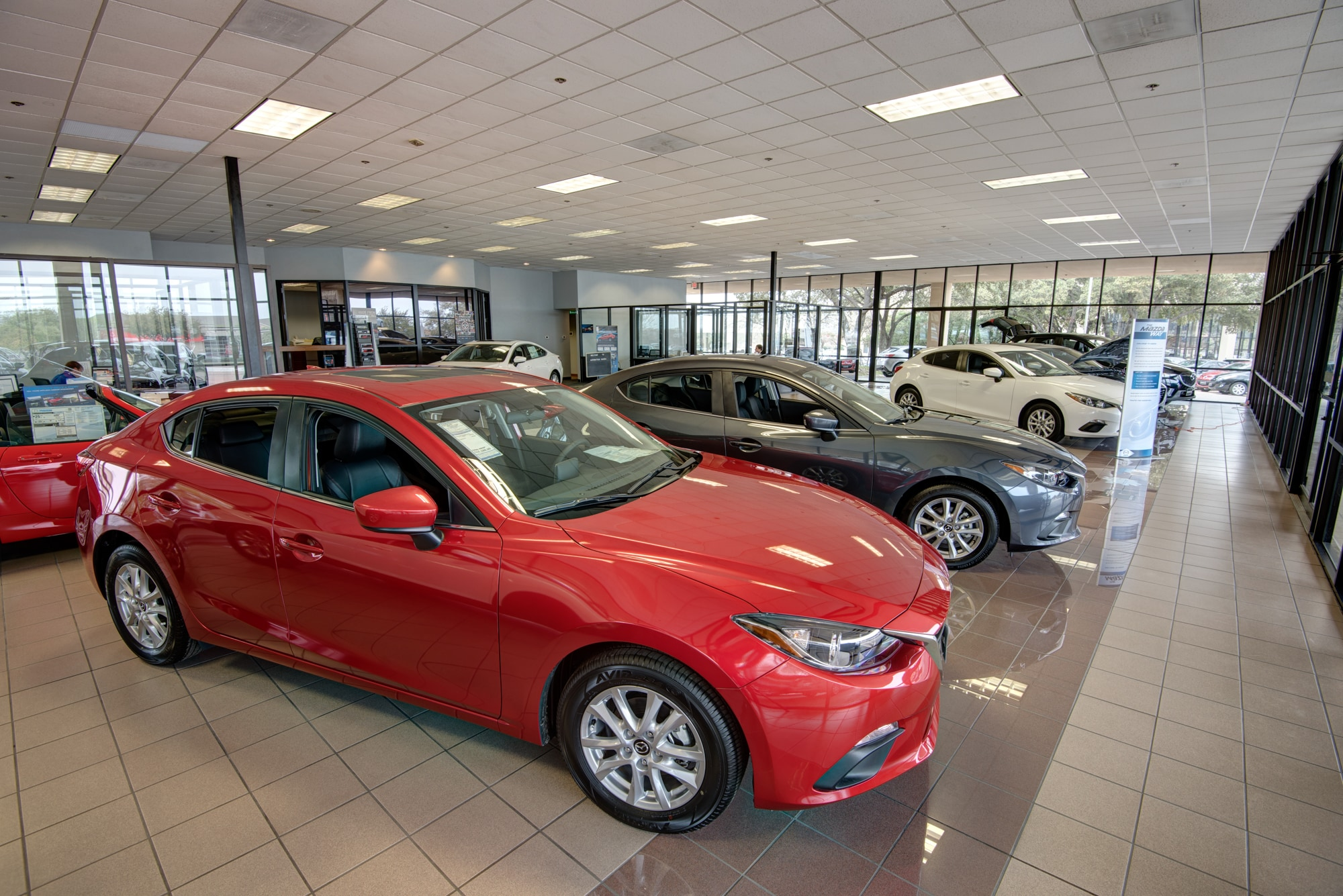 About AutoNation Mazda Fort Worth | Fort Worth, TX