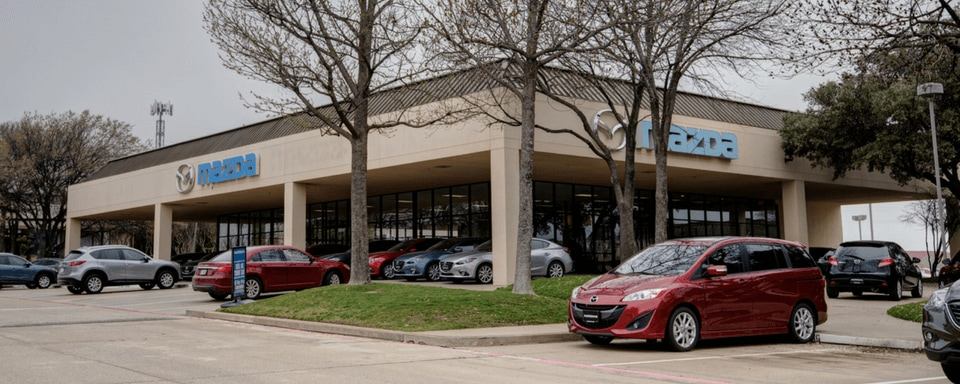 Mazda Dealer Near Me Fort Worth, TX