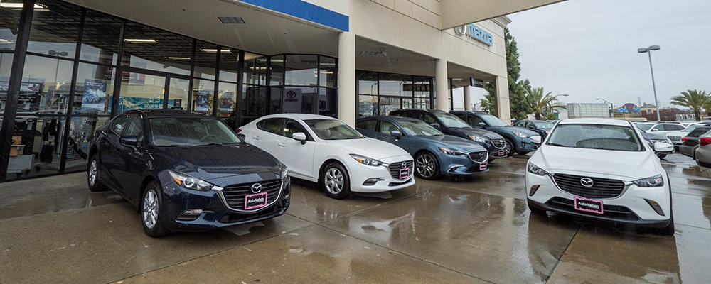 Auto Nation Roseville >> Hours Directions Autonation Mazda Roseville