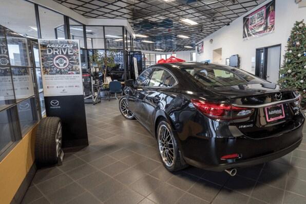 AutoNation Mazda Roseville