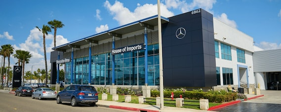 Mercedes Benz Dealership In Buena Park Ca House Of Imports